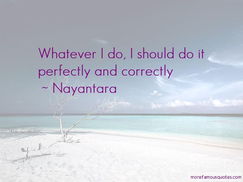 Nayantara Quotes Pictures 3