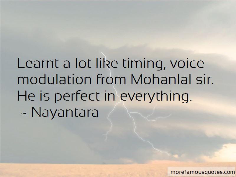 Nayantara Quotes
