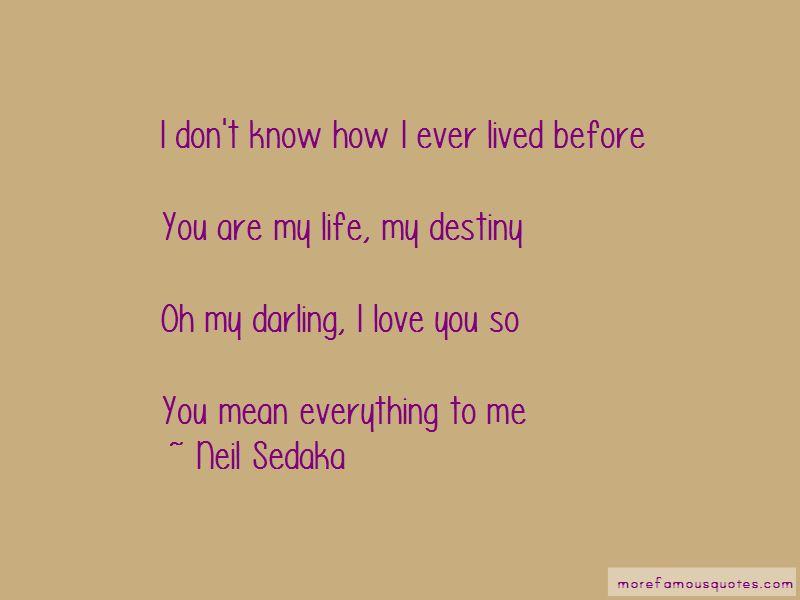 Neil Sedaka Quotes Pictures 2