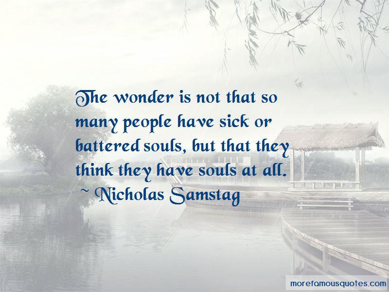 Nicholas Samstag Quotes Pictures 4