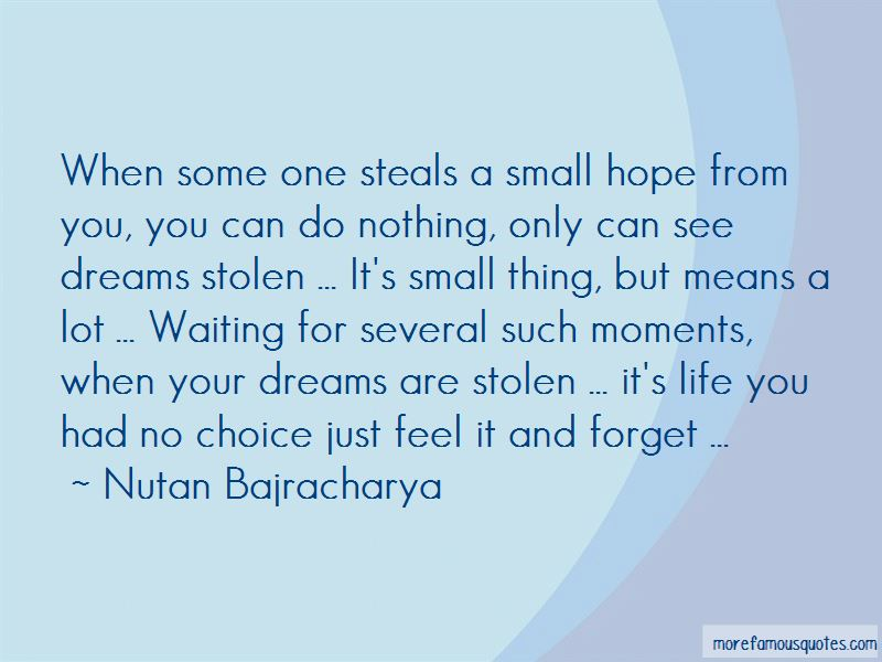 Nutan Bajracharya Quotes Pictures 2