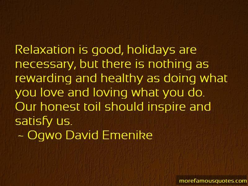 Ogwo David Emenike Quotes Pictures 3