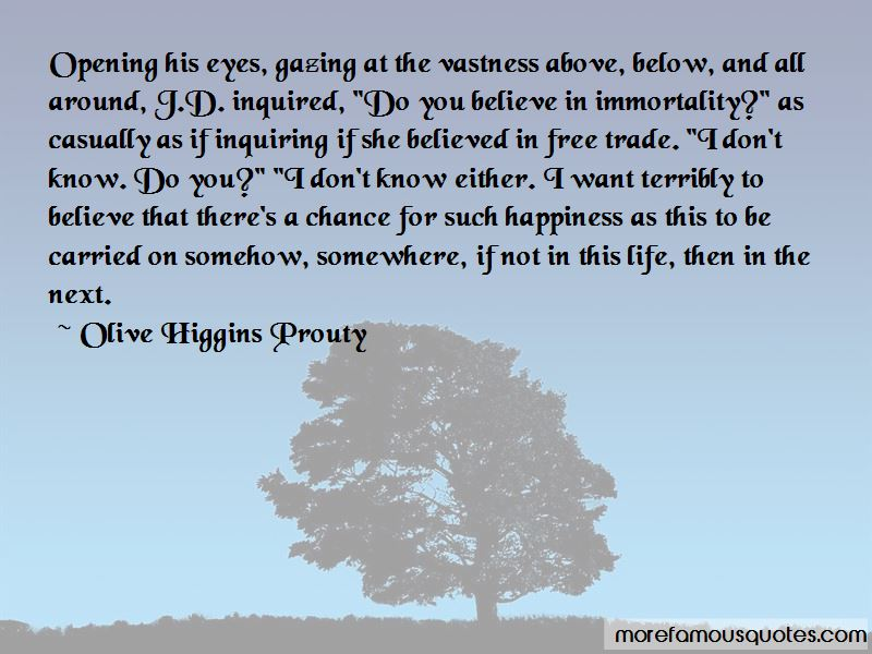 Olive Higgins Prouty Quotes Pictures 3