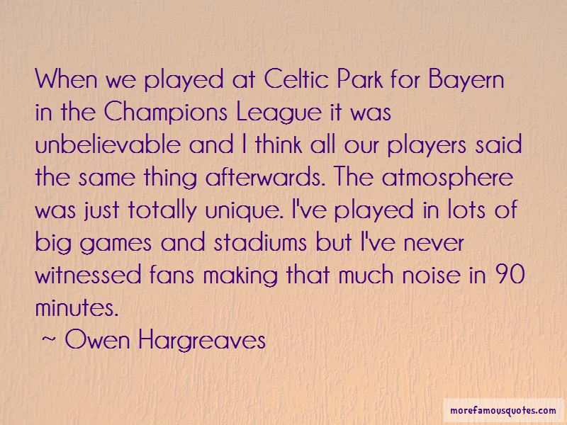 Owen Hargreaves Quotes Pictures 2