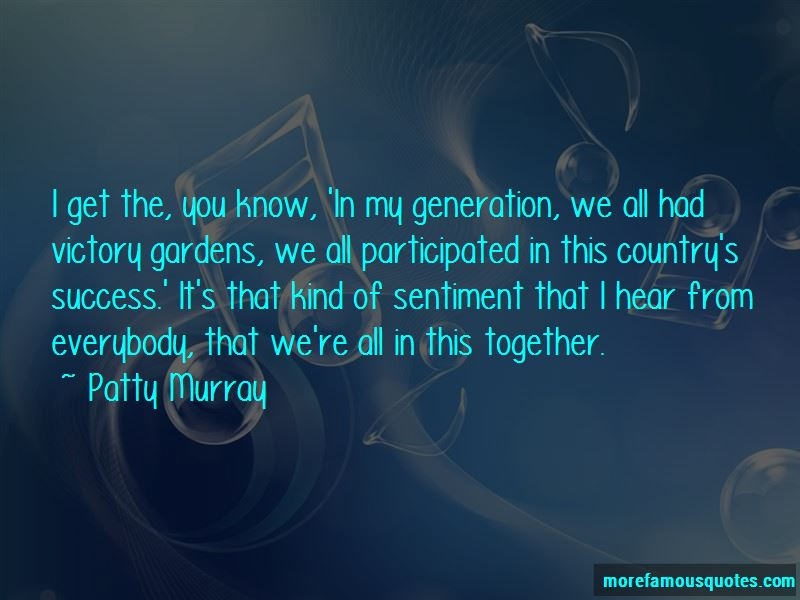 Patty Murray Quotes Pictures 2
