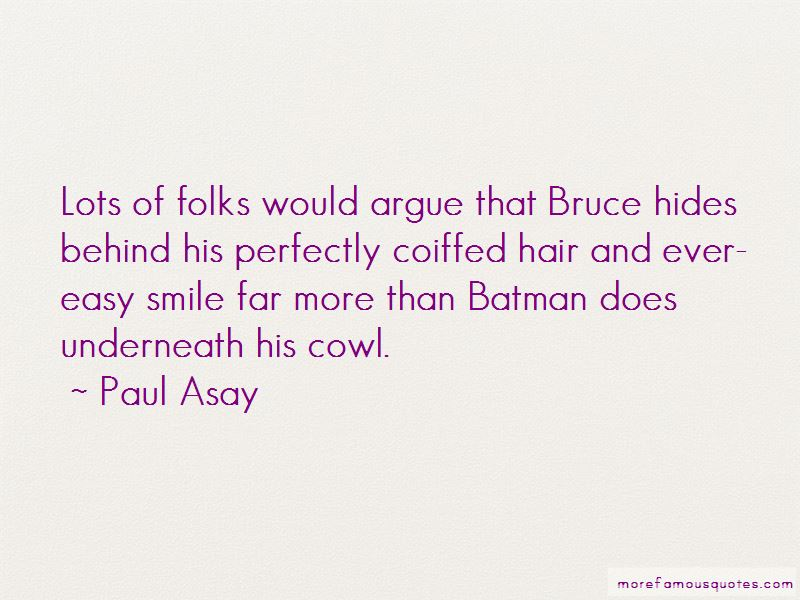 Paul Asay Quotes Pictures 2