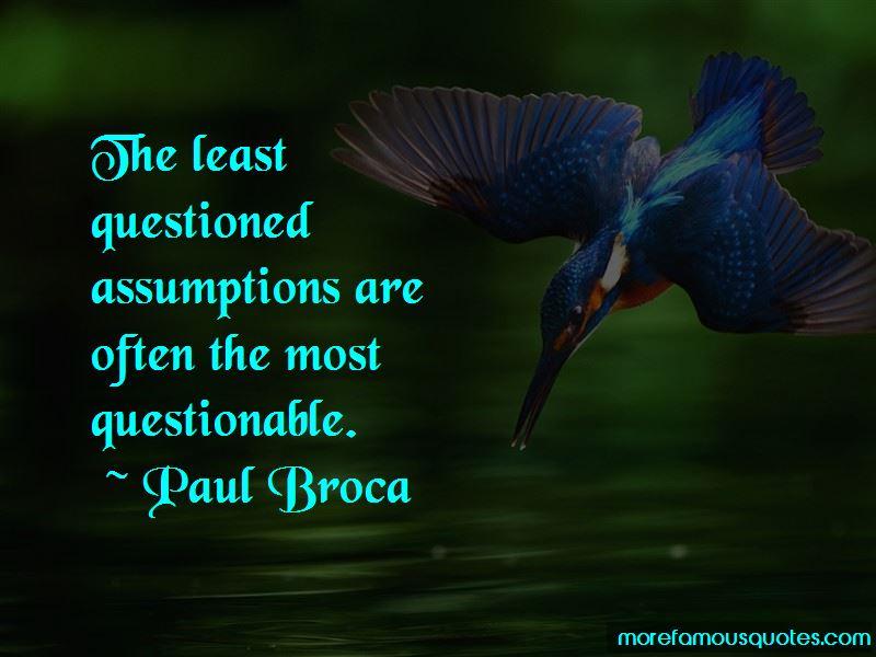 Paul Broca Quotes Pictures 2