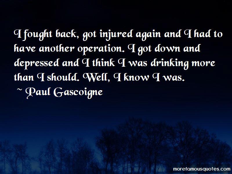 Paul Gascoigne Quotes Pictures 2