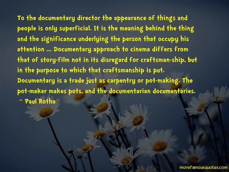 Paul Rotha Quotes Pictures 2