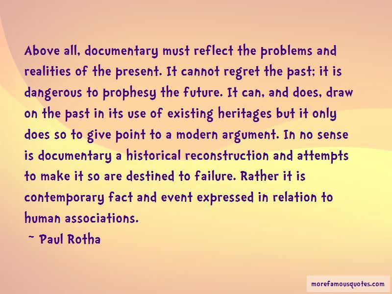 Paul Rotha Quotes