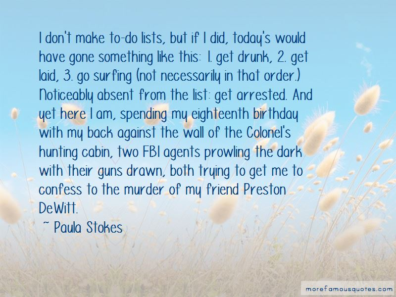 Paula Stokes Quotes Pictures 2