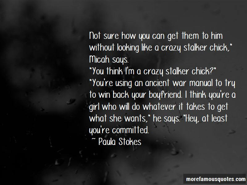 Paula Stokes Quotes Pictures 3