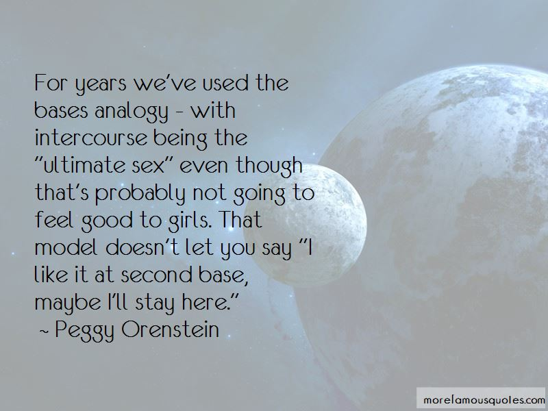 Peggy Orenstein Quotes Pictures 2