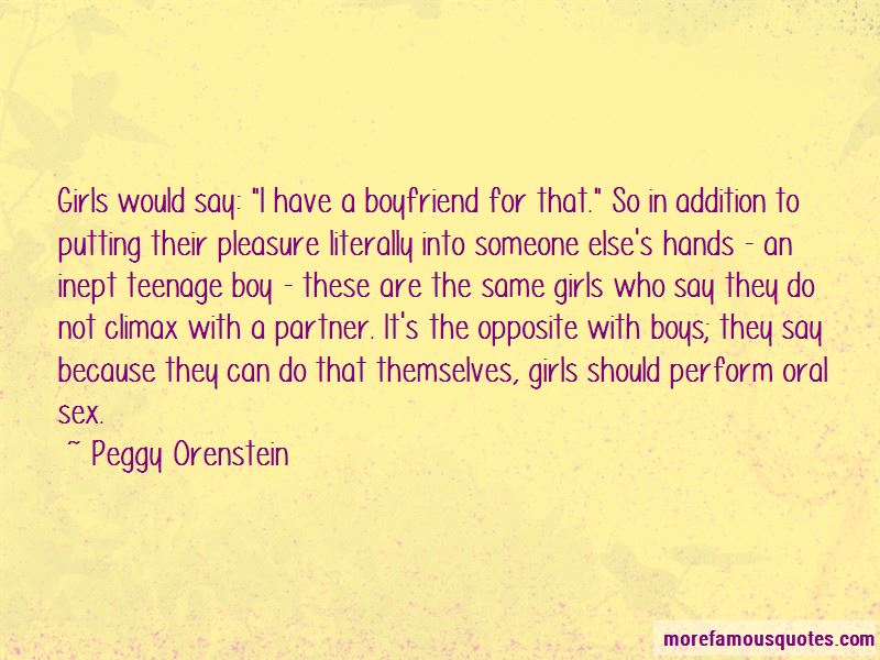 Peggy Orenstein Quotes Pictures 3