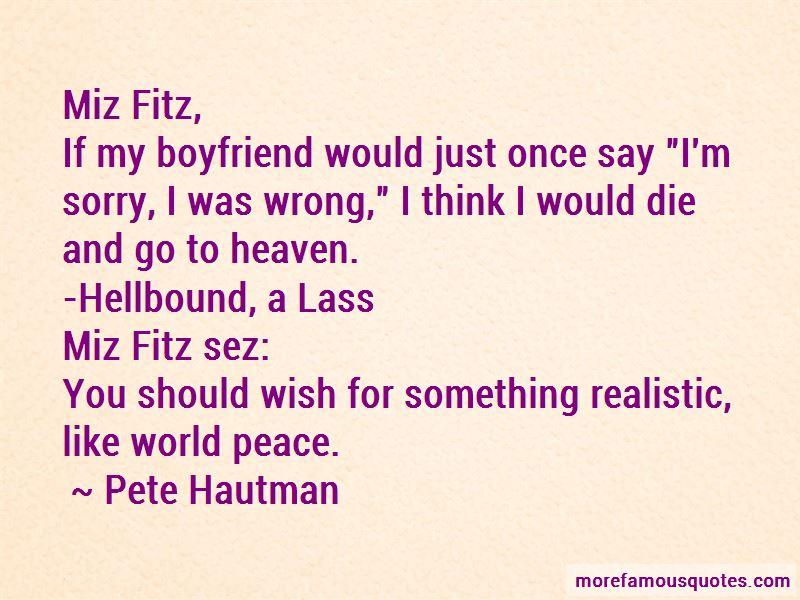 Pete Hautman Quotes Pictures 3