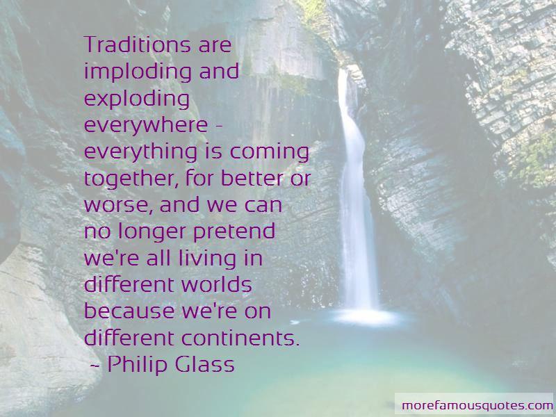 Philip Glass Quotes Pictures 4