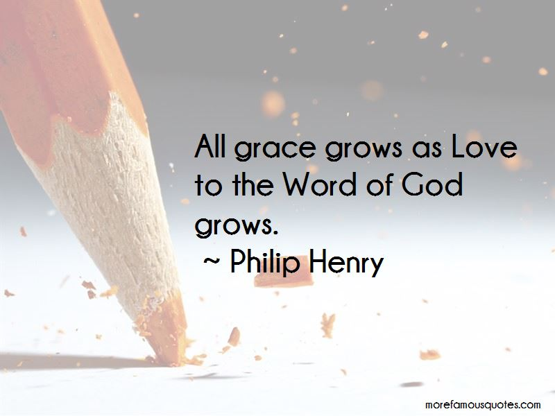 Philip Henry Quotes Pictures 2