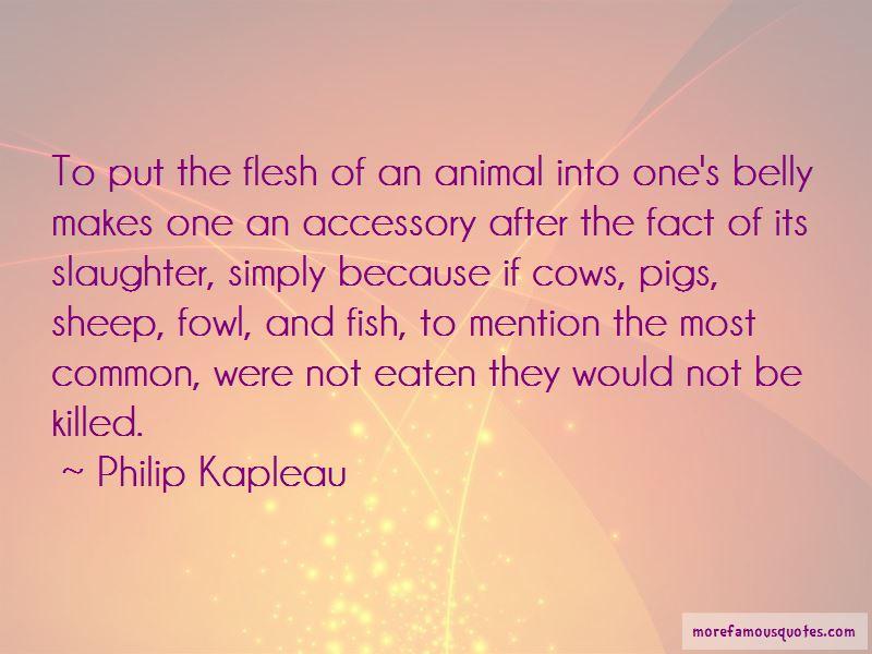 Philip Kapleau Quotes