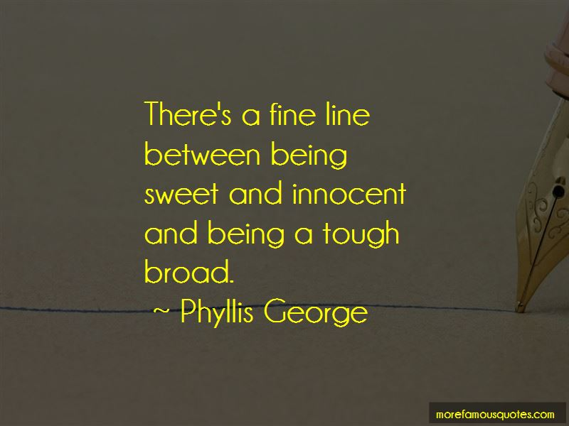 Phyllis George Quotes Pictures 3