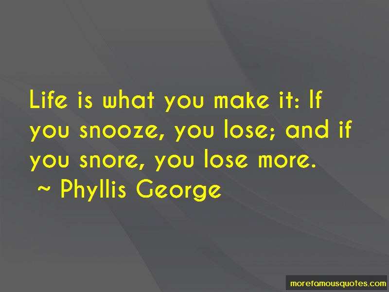 Phyllis George Quotes Pictures 4