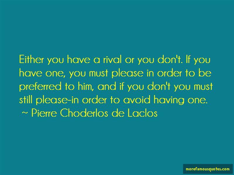 Pierre Choderlos De Laclos Quotes Pictures 3