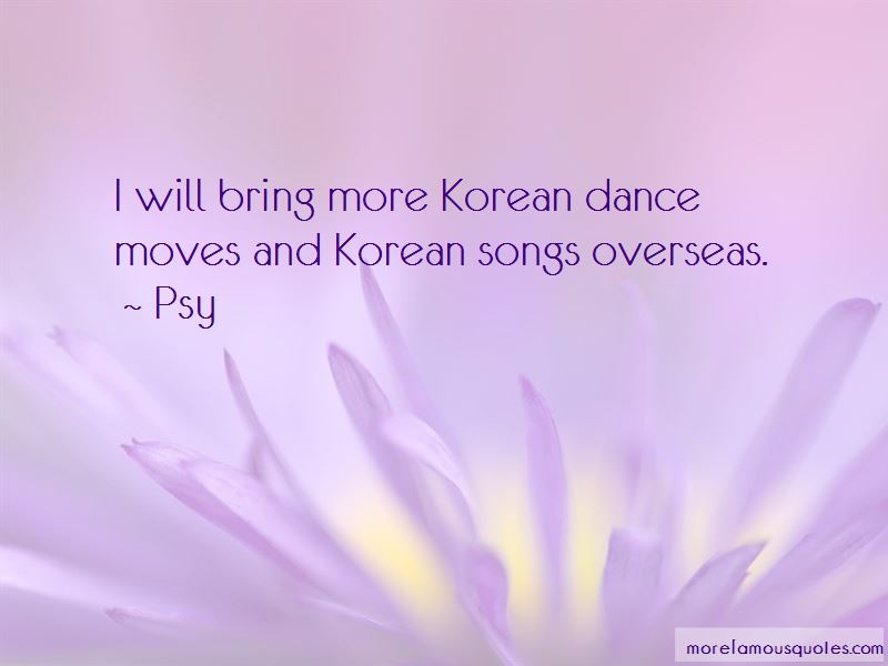 Psy Quotes