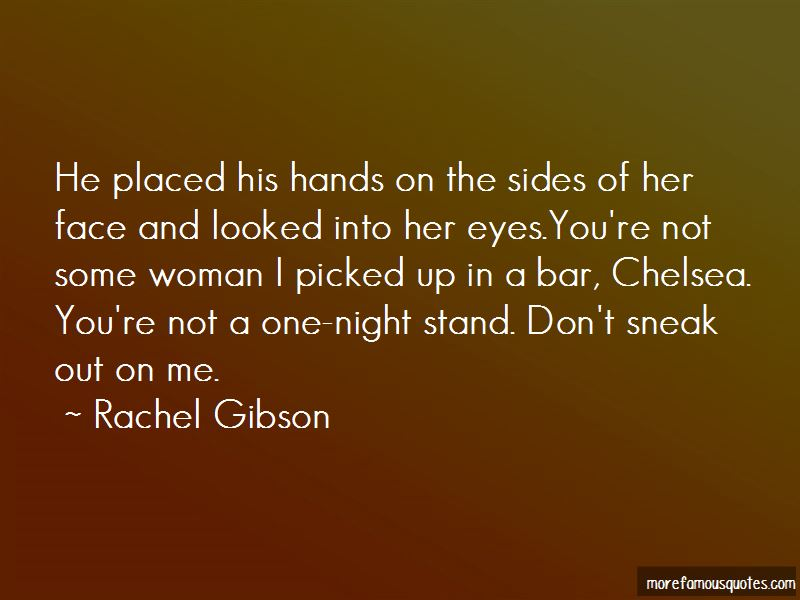 Rachel Gibson Quotes Pictures 4