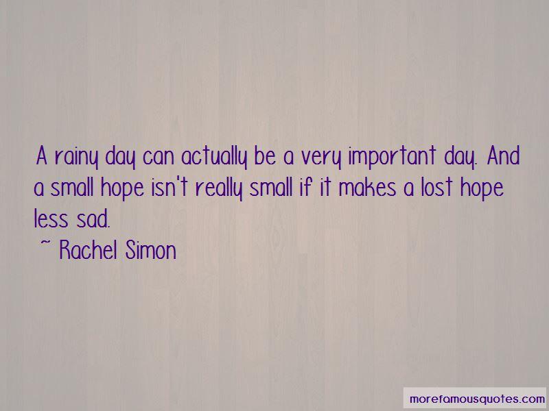 Rachel Simon Quotes Pictures 4