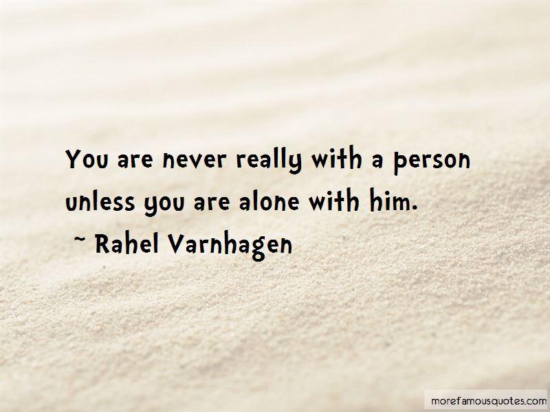 Rahel Varnhagen Quotes Pictures 2