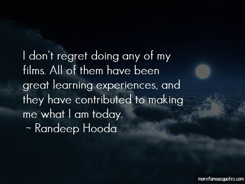 Randeep Hooda Quotes