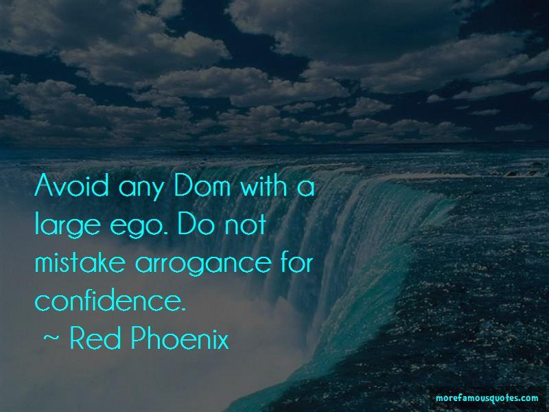 Red Phoenix Quotes