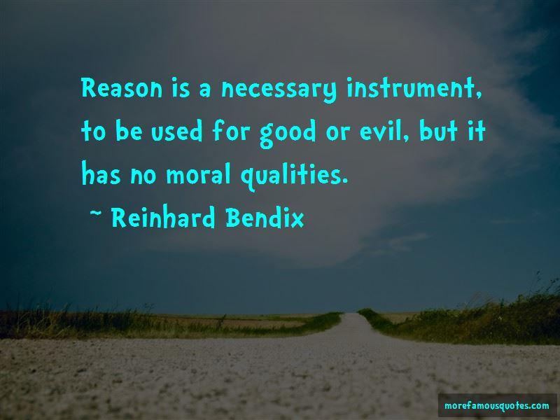 Reinhard Bendix Quotes Pictures 3