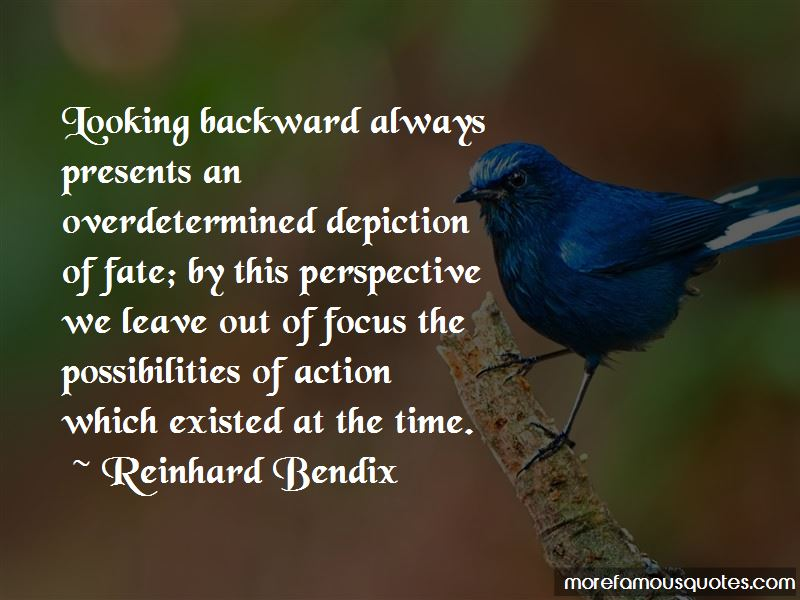Reinhard Bendix Quotes