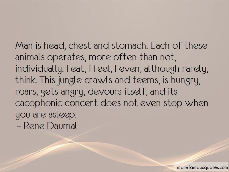 Rene Daumal Quotes