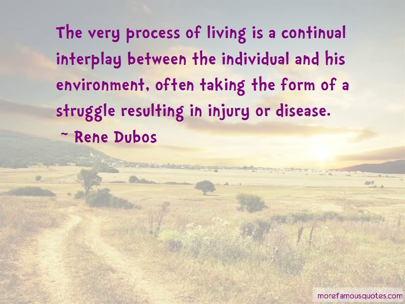 Rene Dubos Quotes Pictures 3