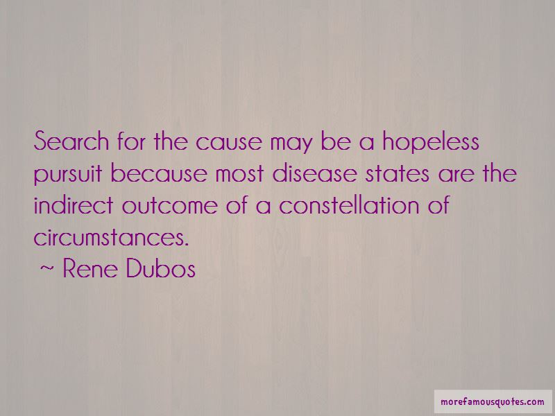 Rene Dubos Quotes