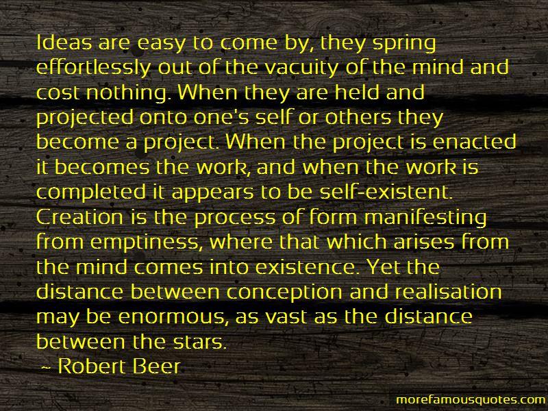 Robert Beer Quotes