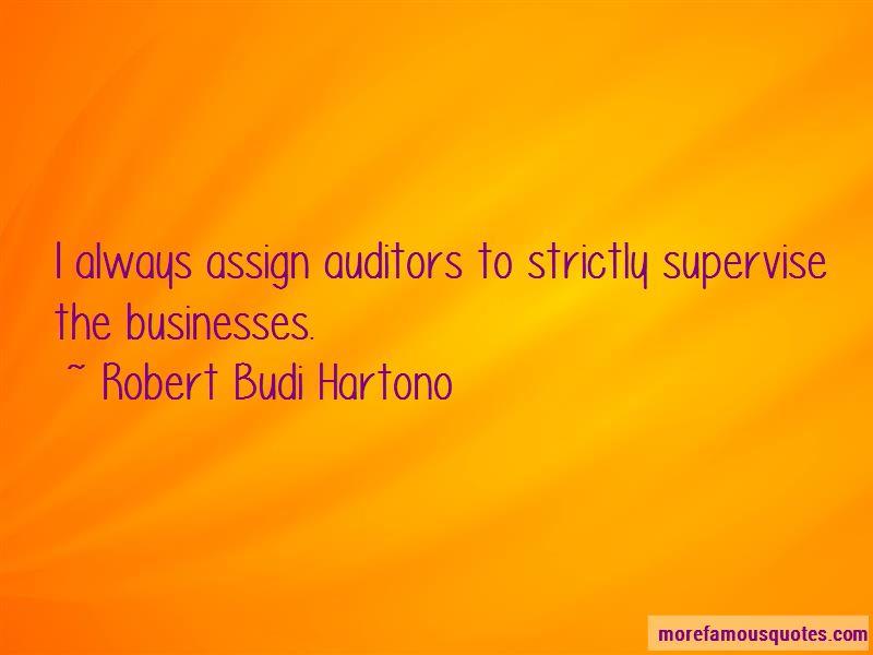 Robert Budi Hartono Quotes Pictures 3