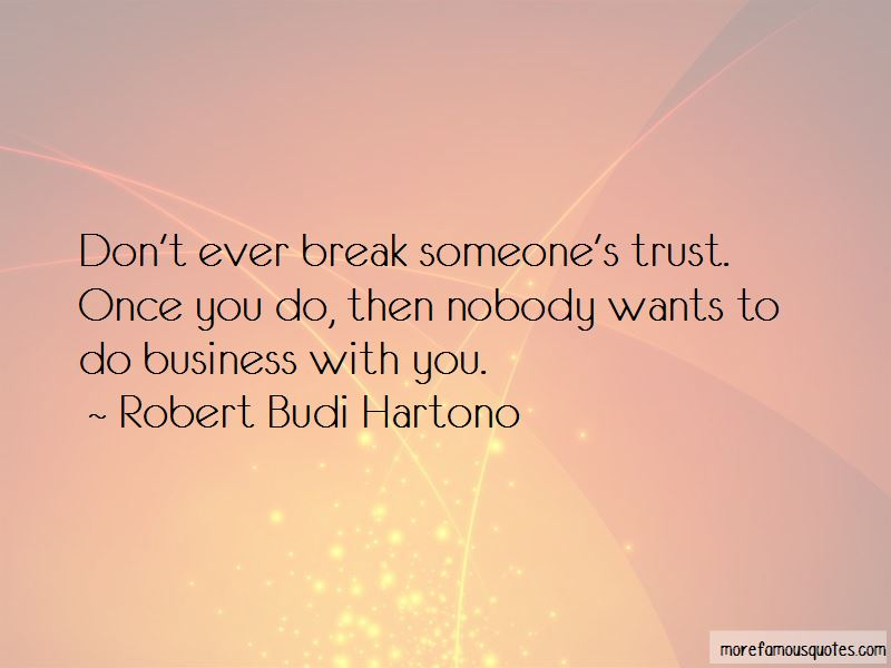 Robert Budi Hartono Quotes Pictures 4
