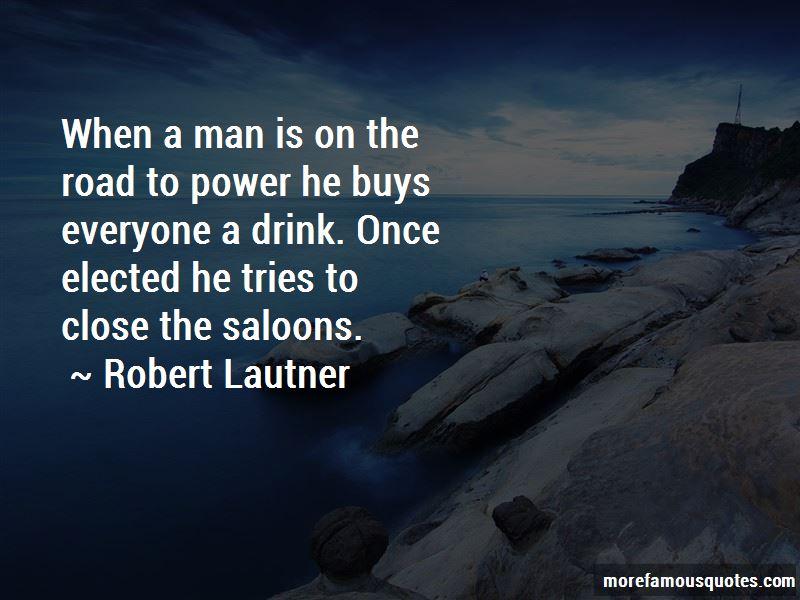 Robert Lautner Quotes