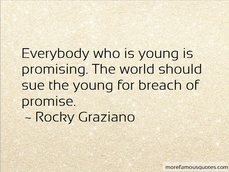 Rocky Graziano Quotes Pictures 2