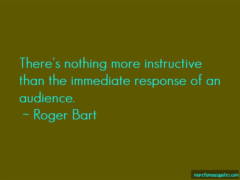 Roger Bart Quotes