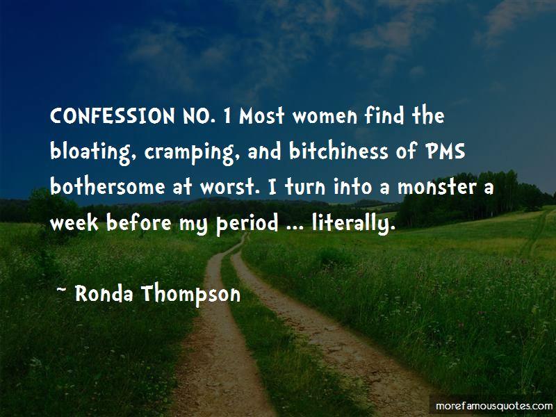 Ronda Thompson Quotes Pictures 2