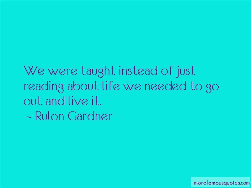 Rulon Gardner Quotes Pictures 2