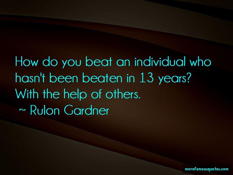 Rulon Gardner Quotes Pictures 3