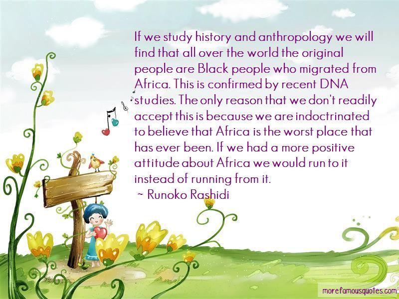 Runoko Rashidi Quotes Pictures 2