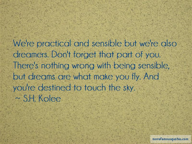 S.H. Kolee Quotes Pictures 4
