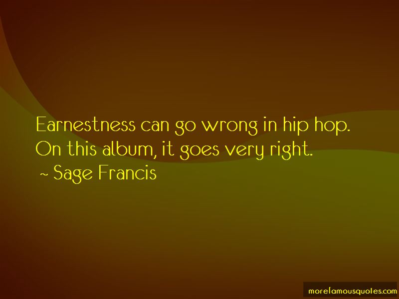 Sage Francis Quotes Pictures 3