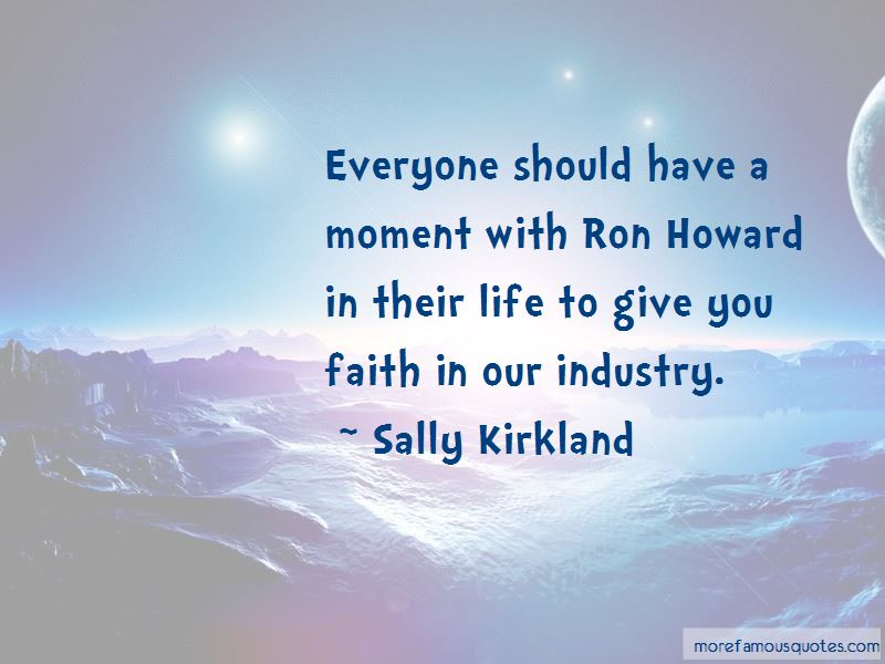 Sally Kirkland Quotes Pictures 3