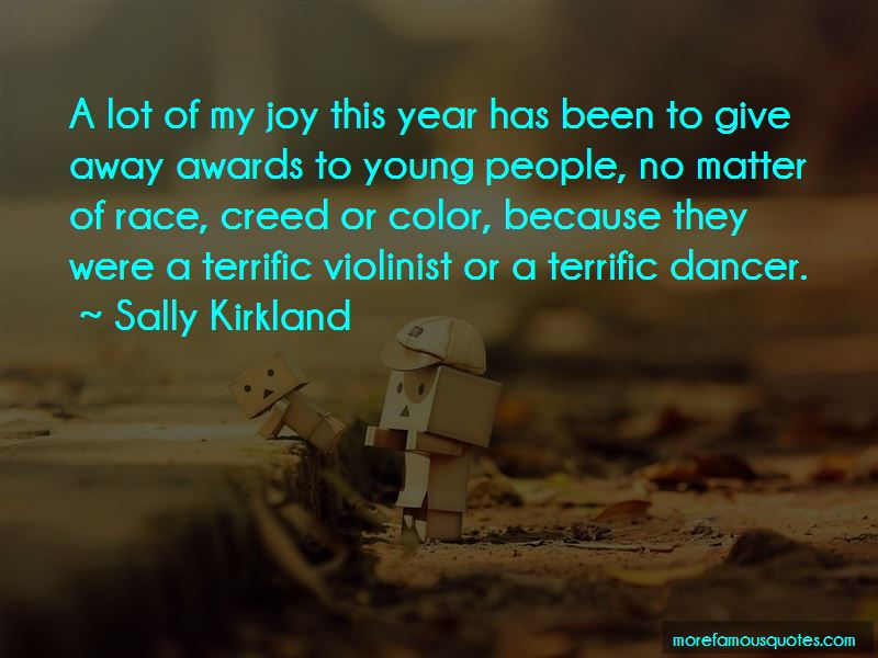 Sally Kirkland Quotes Pictures 4